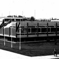 Das Freizeitheim Linden Anfang der 1960er Jahre
