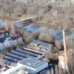 2022 soll die Dornröschenbrücke abgerissen und neu gebaut werden