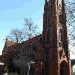 Die Gospelkirche Hannover (Erlösergemeinde Linden) feiert 19. Geburtstag