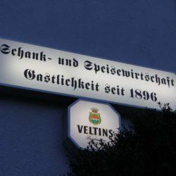 Gastlichkeit seit 1896