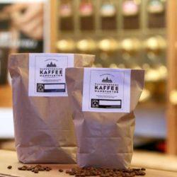 Hannoversche Kaffeemanufaktur & aha entwickeln neue Kaffeeverpackung