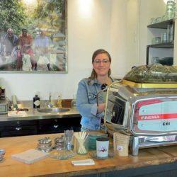 Anna Lina Bartl möchte mit dem Mulembe zur Verbesserung der Lage der Kaffeebauern in Uganda beitragen.