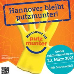 Hannover bleibt auch 2021 in der 15. Runde putzmunter