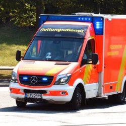 Linden-Süd: Fußgänger bei Verkehrsunfall mit Pkw schwer verletzt