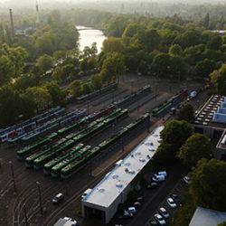 Üstra Betriebshof Glocksee