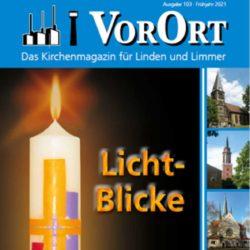 Die neueste Ausgabe des Kirchenmagazins VorOrt zum Download