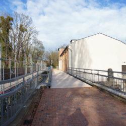 Nach Sanierung – Brücke an der Wasserkunst wieder freigegeben