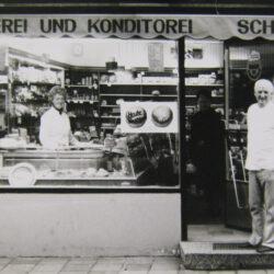 Bäckerei Schlote in der Haasemannstraße
