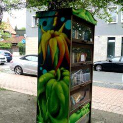 Bücherschrank Linden-Süd
