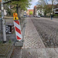 Radsteifen Posthornstraße