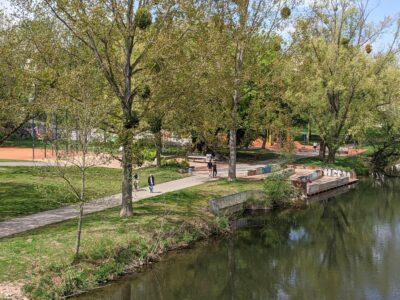 Stadtteilpark Linden-Süd