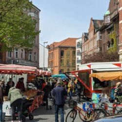 Generelle Maskenpflicht am Markt und der Limmerstraße beendet
