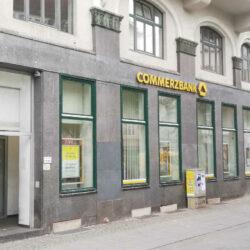 Commerzbank Schwarzer Bär