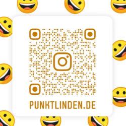 Punkt-Linden Instagram QR-Code