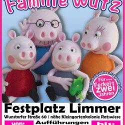 Wutz in Limmer