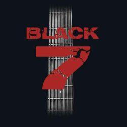 """Das Debut Album des neuen Metal-Projekts """"Black 7"""" wird veröffentlicht"""
