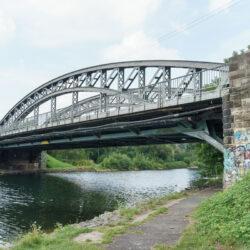 Kanalbrücke Stichkanal Linden, B441, Wunstorfer Landstraße