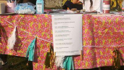 Programm vom CityFlow Festival