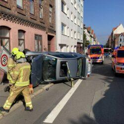 Unfall Fössestraße