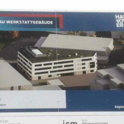 BBS-Werkstattgebäude neu
