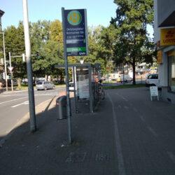 Bushaltestelle Deisterplatz