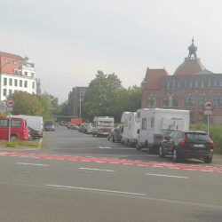 Schleichweg Hanomagstraße – Anwohner fordern Verkehrsberuhigung