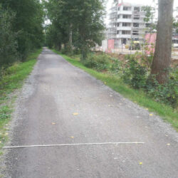 Radwegausbau Stichkanal Hannover-Linden