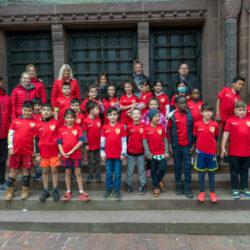 Fußballerlebnis für Kinder in Hannover Linden