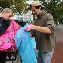 Neues CleanUp am 7. November in Limmer mit Verstärkung, wer ist dabei?